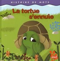 Chadia Loueslati - La tortue qui s'ennuie.