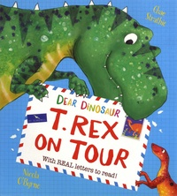 Chae Strathie et Nicola O'Byrne - Dear Dinosaur - T.Rex on Tour.