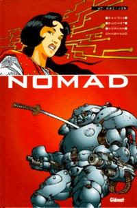 Chagnaud et  Morvan - Nomad Tome 2 : Gai-Jin.