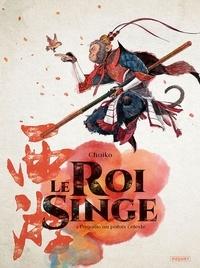 Chaiko - Le Roi Singe Tome 1 : Pagaille au palais céleste.