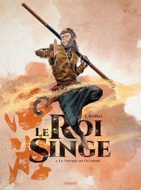 Chaiko - Le Roi Singe Tome 2 : Le Voyage en Occident.