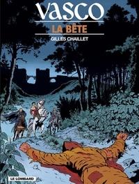 Chaillet - Vasco - tome 17 - La Bête.