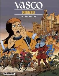 Chaillet - Vasco - tome 18 - Rienzo.