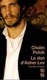 Chaïm Potok - Le don d'Asher Lev.