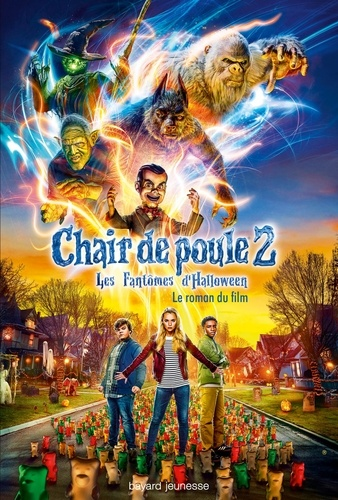 Sophie Alibert - Chair de Poule, Le roman du film 2.