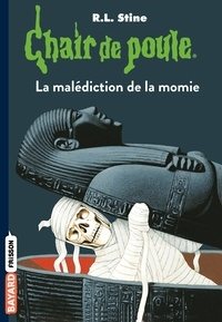 Chair de poule, Tome 1 : La malédiction de la momie.