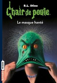Chair de poule , Tome 11 - Le masque hanté.