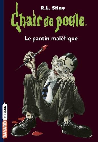 Jean-Baptiste Médina - Chair de poule , Tome 14 - Le pantin maléfique.