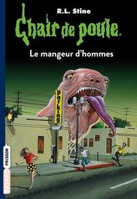 Smahann Ben Nouna - Chair de poule , Tome 41 - Le mangeur d'hommes.