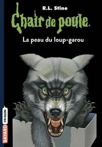 Chair de poule , Tome 50 - La peau du loup garou.