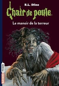 Sophie Alibert - Chair de poule , Tome 57 - Le manoir de la terreur.