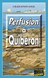 Chaix d'Est-Ange - Perfusion à Quiberon.