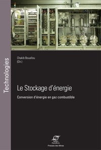 Chakib Bouallou - Le stockage d'énergie - Conversion d'énergie en gaz combustible.