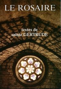 Chambarand - Le rosaire - Textes de Sainte Gertrude.