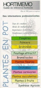 Chambon - Hortimémo : Plantes en pot (guide de référence horticole).
