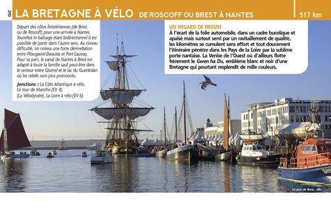 Atlas France des voies vertes & véloroutes  édition actualisée
