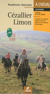 Chamina - Cézalier Limon à cheval.