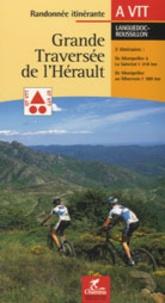Chamina - Grande traversée de l'Hérault à VTT.