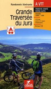 Chamina - Grande traversée du Jura à VTT.