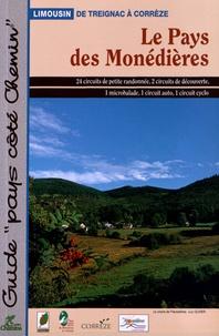 Le Pays des Monédières- De Treignac à Corrèze -  Chamina pdf epub