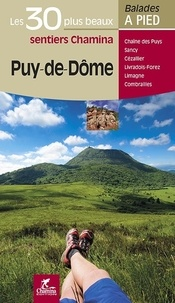 Chamina - Puy-de-Dôme - Les 30 plus beaux sentiers.