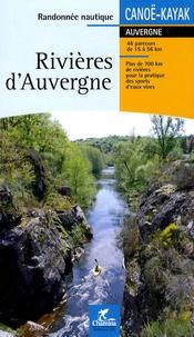 Galabria.be Rivières d'Auvergne - Randonnée nautique Image