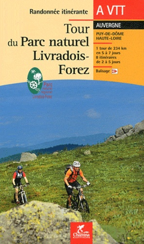 Chamina - Tour du Parc naturel Livradois-Forez à VTT.