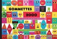 Chamo et Lili Scratchy - Gommettes 2000 - Un grand livre d'activités avec des gommettes dedans !.
