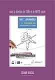 Champ Social - Du réseau aux coopérations : de l'interdisciplinarité à l'inter-institutionalité.