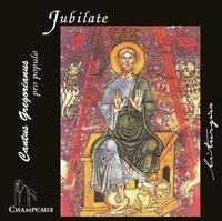 Champeaux association - Jubilate. 1 CD audio