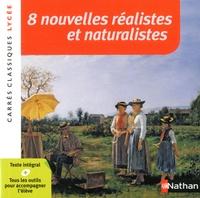 Champfleury et Emile Zola - 8 nouvelles réalistes et naturalistes - Anthologie.