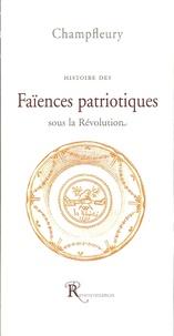 Alixetmika.fr Histoire des faïences patriotiques sous la Révolution Image