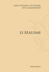 Champfleury - Le réalisme.