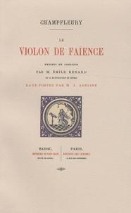 Champfleury - Le violon de faïence.