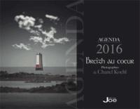 Chanel Koehl - Agenda 2016 - Breizh au coeur.
