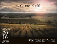 Chanel Koehl - Vignes et vins - Agenda.