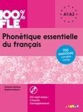 Chanèze Kamoun et Delphine Ripaud - Phonétique essentielle du français A1-A2. 1 CD audio MP3