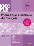 Chanèze Kamoun et Delphine Ripaud - Phonétique essentielle du français B1-B2. 1 CD audio MP3