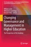 William Locke - Changing Governance and Management in Higher Education - The Perspectives of the Academy.
