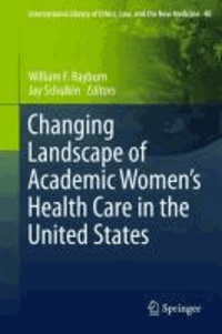 William F. Rayburn - Changing Landscape of Academic Women's Health Care in the United States.