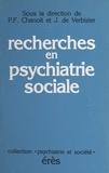 Chanoit - Recherches en psychiatrie sociale.