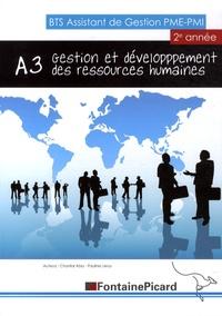 Deedr.fr Gestion et développement des ressources humaines A3 BTS AG PME-PMI - 2e année Image