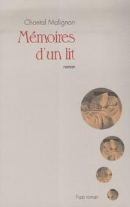 Chantal Alves Malignon - Mémoires d'un lit.