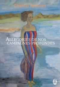 Chantal Antunes - Allégorie de nos campagnes profondes.