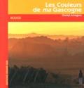 Chantal Armagnac - Les couleurs de ma Gascogne : rouge.