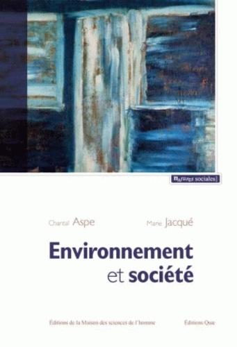 Environnement et société. Une analyse sociologique de la question environnementale
