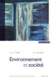 Chantal Aspe et Marie Jacqué - Environnement et société - Une analyse sociologique de la question environnementale.