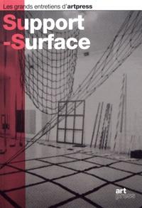 Chantal Béret et Xavier Girard - Support-Surface.