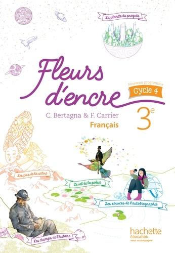 Francais 3e Cycle 4 Fleurs D Encre