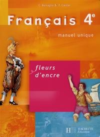 Français 4e - Chantal Bertagna | Showmesound.org